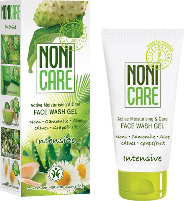 NonicareУвлажняющий гель для умывания Intensive - Face Wash Gel 100 мл Nonicare