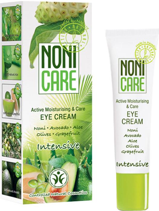 NonicareУвлажняющий крем для век Intensive - Eye Cream 15 мл Nonicare