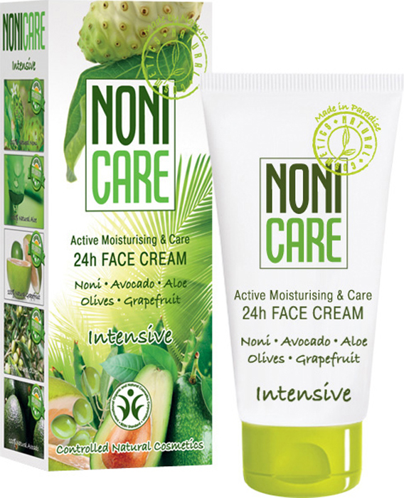 NonicareУвлажняющий крем для лица 24 часа Intensive - 24 h Face Cream 50 мл Nonicare
