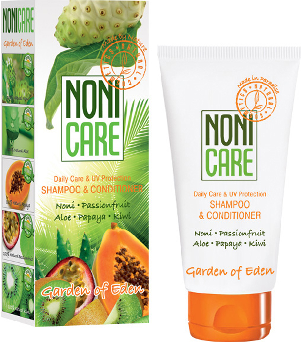 Nonicare Увлажняющий шампунь-кондиционер Garden Of Eden - Shampoo & Conditioner 200 мл