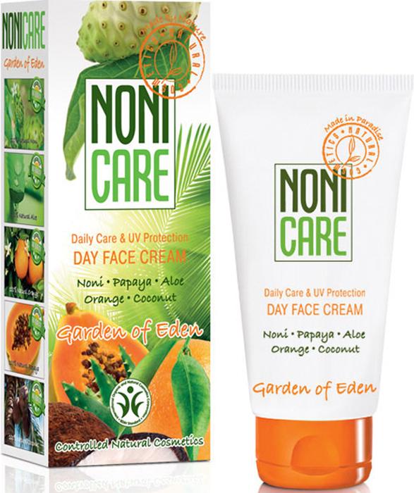 NonicareЭнергетический крем для лица с УФ-фильтрoм Garden Of Eden - Day Face Cream 50 мл Nonicare