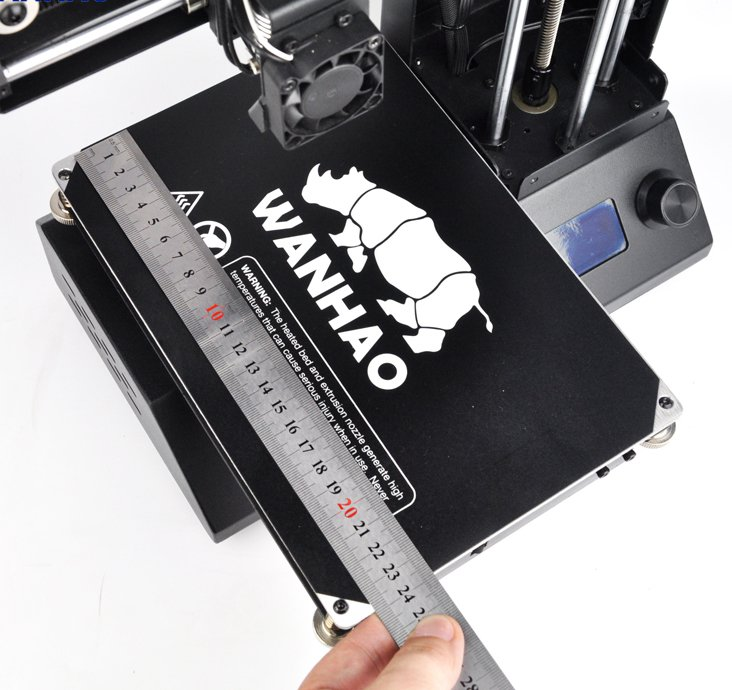 Wanhao Duplicator i3 Mini 3Dпринтер Wanhao