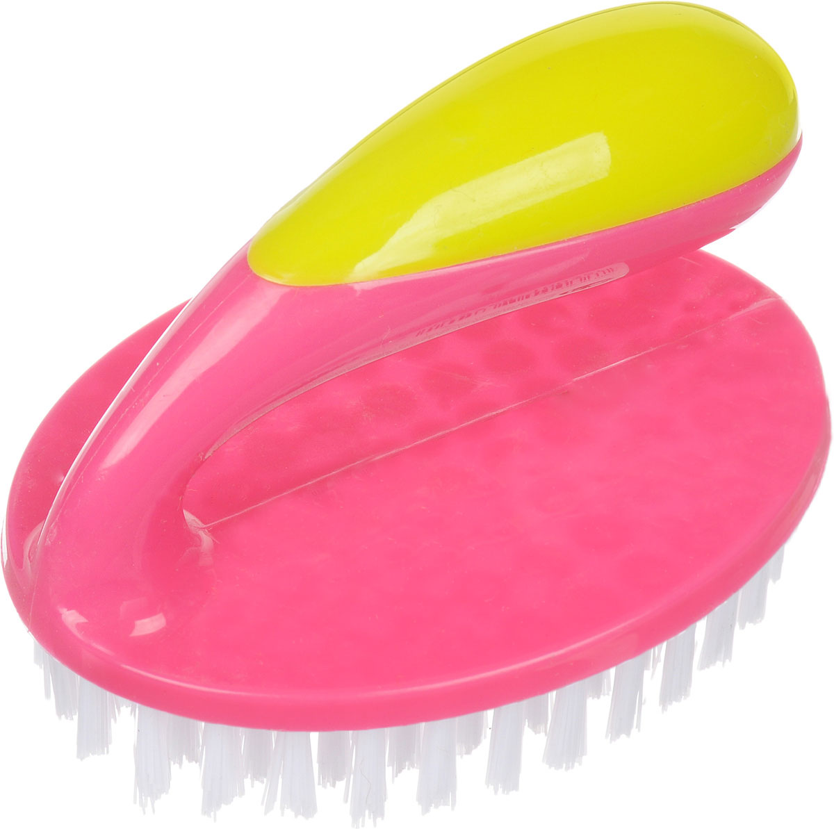 Щетка Rozenbal Basic, для пола, цвет: розовый, R810036 щетка для пола техническая бук plastic republic 50см sv3121нк