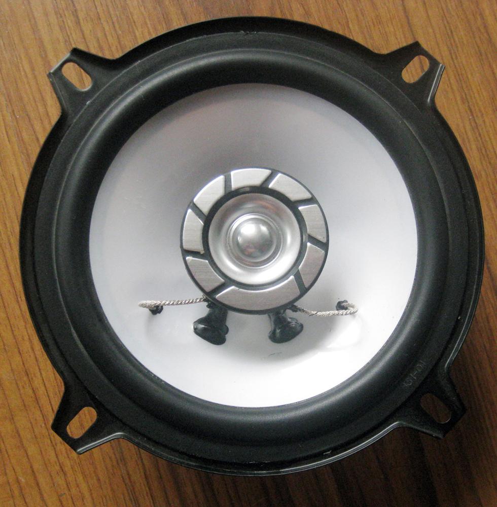 Fusion FLS-52 автомобильные колонки акустическая система fusion fbs 530