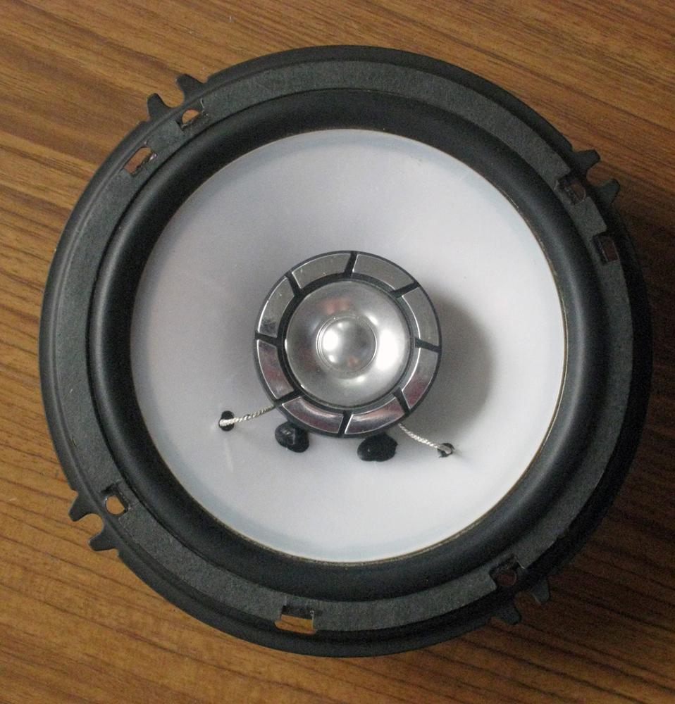 Fusion FLS-62 автомобильная колонка акустическая система fusion fbs 530