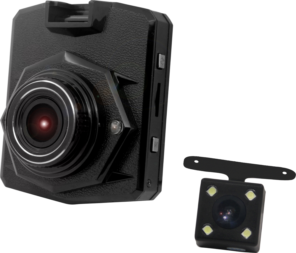 Supra SCR-833DC видеорегистратор с камерой заднего вида видеорегистратор supra scr 33hd