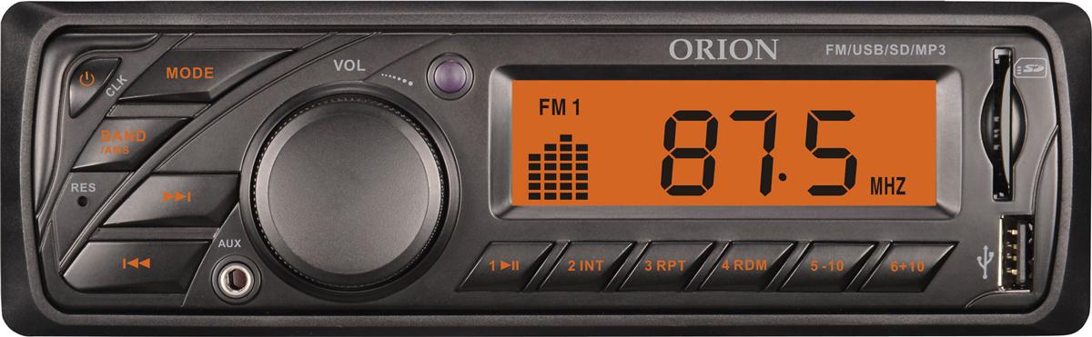Orion DHO-1600U автомагнитола