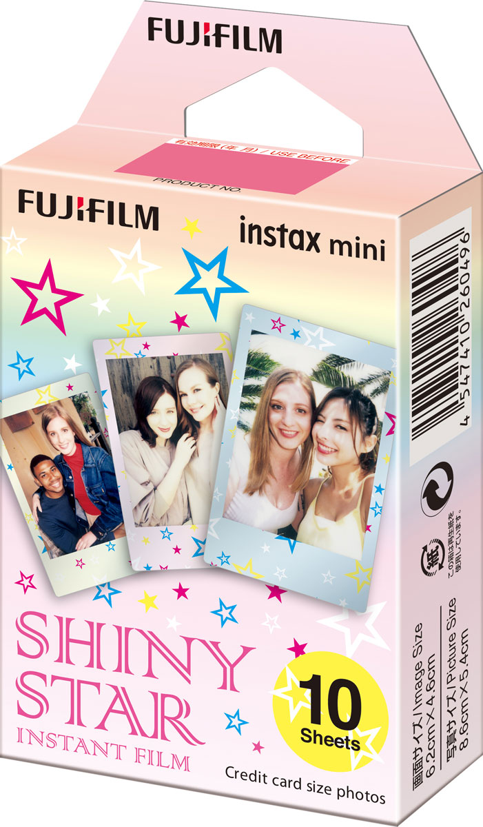 Instax Mini Star WW 1фотопленка Fujifilm