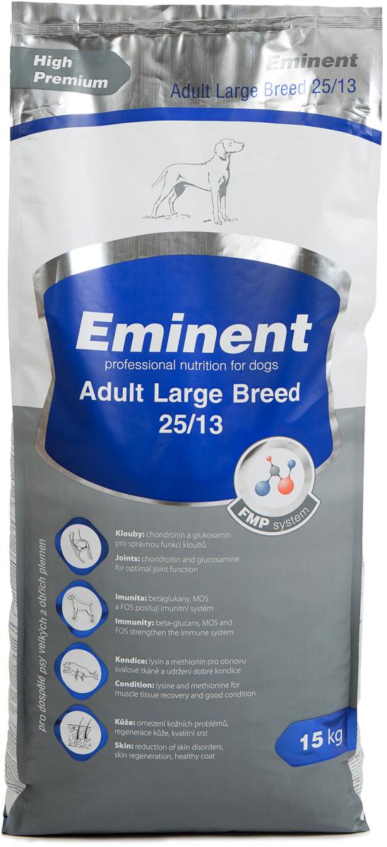 """Корм сухой Eminent """"Суперпремиум. Adult Large Breed"""" для взрослых собак крупных пород, 15 кг"""