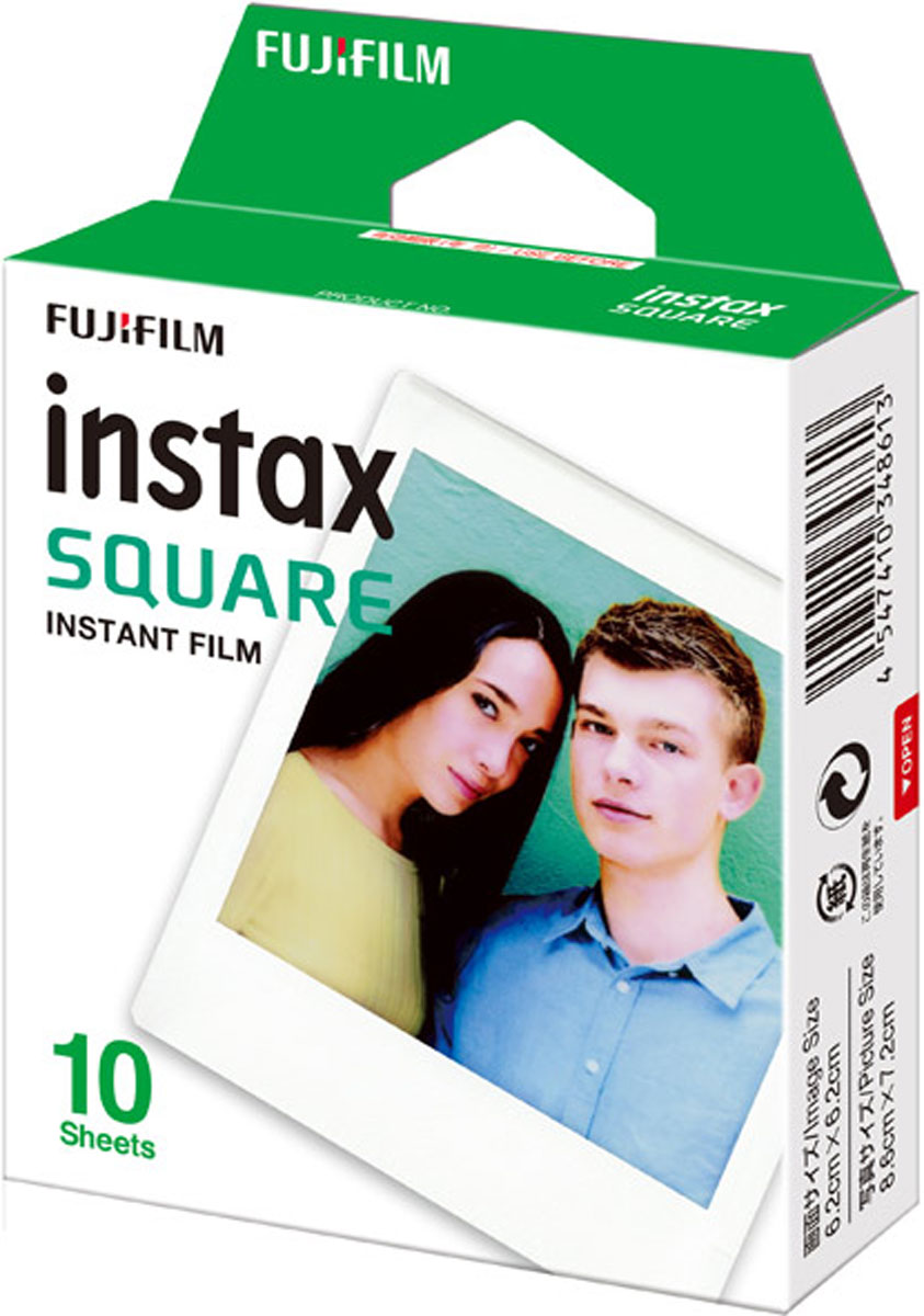 Instax Film Square WW 1фотопленка Fujifilm