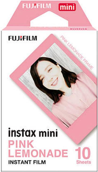 Instax Mini Pink Lemonade WW фотопленка pink tie front cross hem bodycon mini dresses