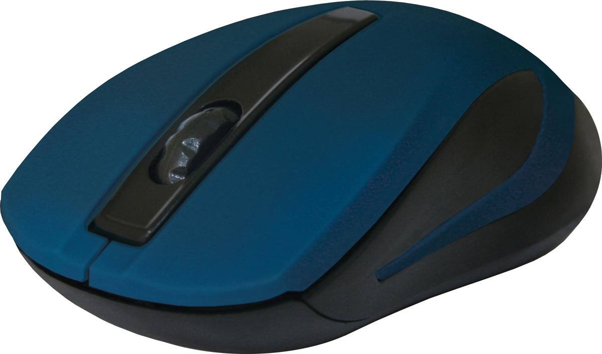 Мышь Defender MM-605, Blue беспроводная оптическая катушка индуктивности jantzen iron core coil discs 18 awg 1 00 mm 3 300 mh 0 380 ohm