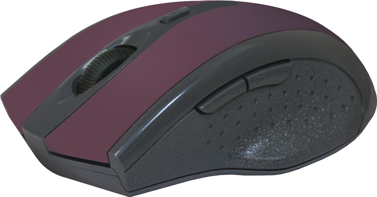 Мышь Defender Accura MM-665, Red беспроводная оптическая мышь defender accura mm 665 black беспроводная оптическая