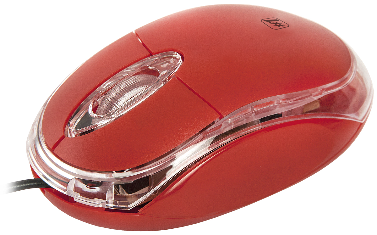 Мышь Defender MS-900, Red оптическая мышь defender ms 940 красный 52941