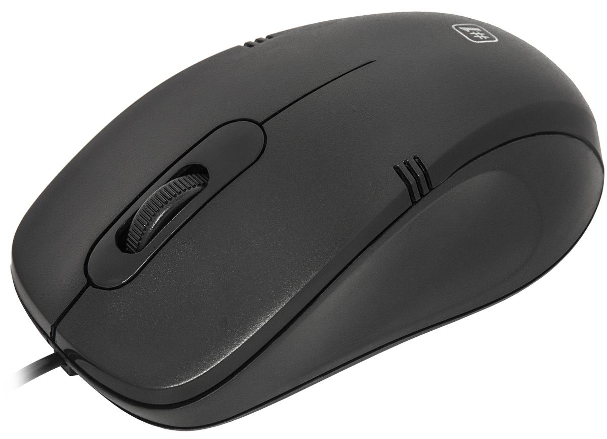 Мышь Defender MM-930, Black оптическая defender mm 310 black проводная оптическая мышь