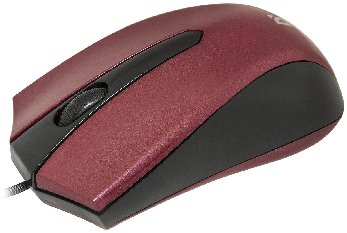 Мышь Defender Accura MM-950, Red оптическая