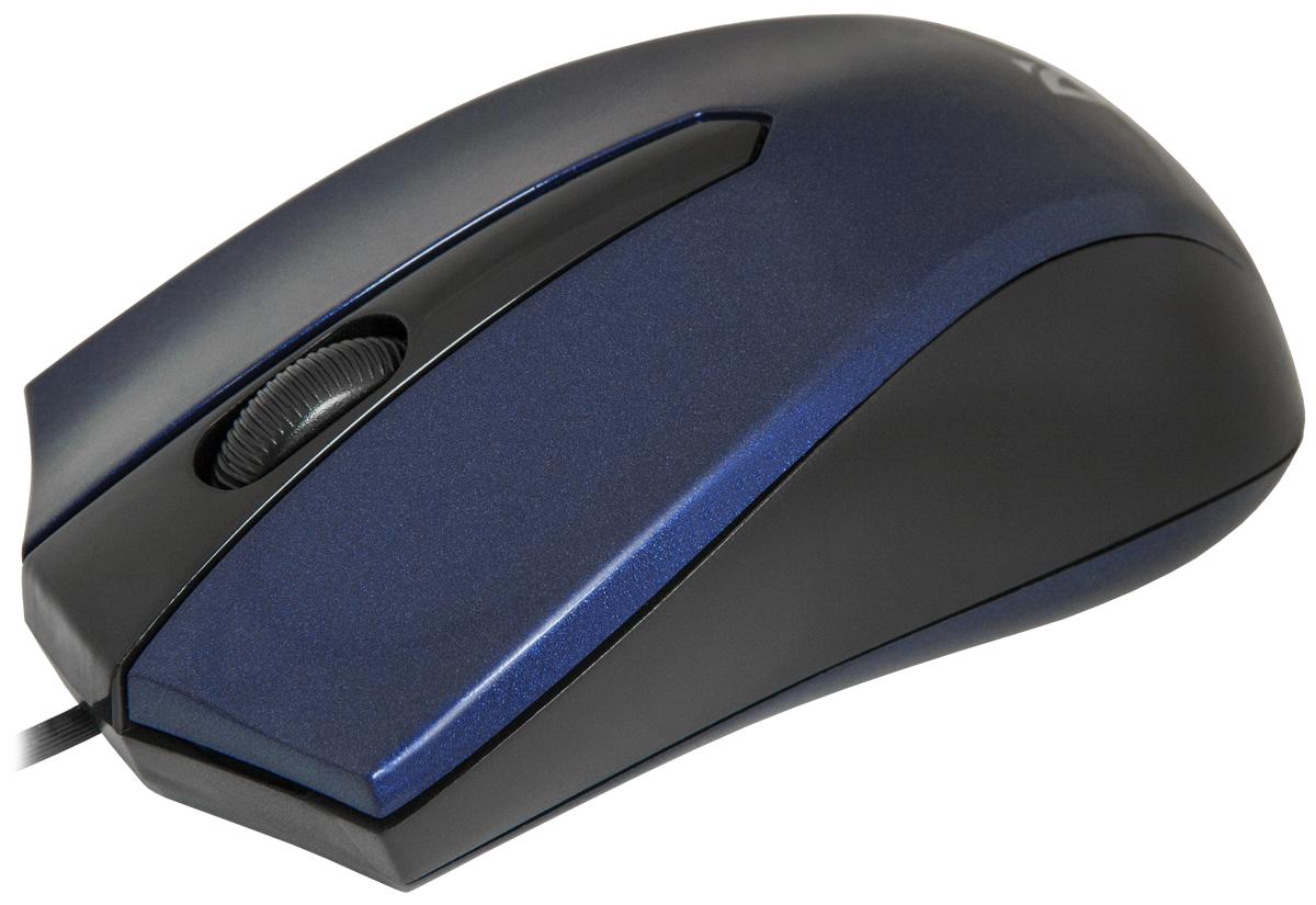 Мышь Defender Accura MM-950, Blue оптическая