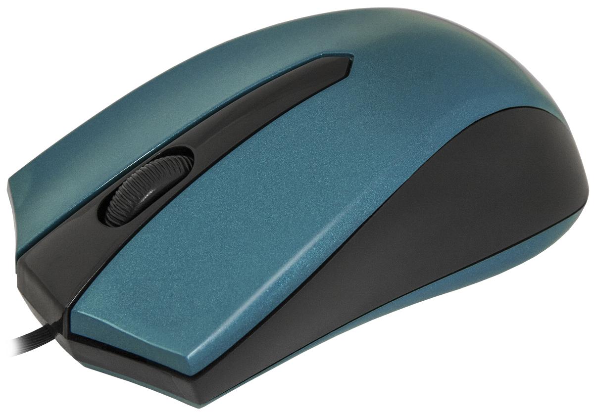 Мышь Defender Accura MM-950, Green оптическая