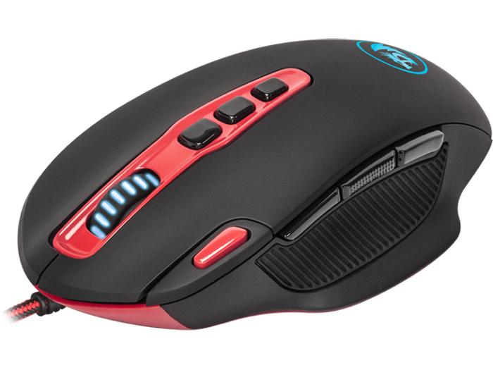 Игровая мышь Redragon Hydra 10 кнопок,100-14400 dpi