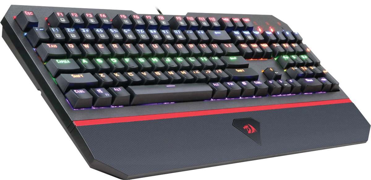 Механическая клавиатура Redragon Andromeda RU,подсветка,Full Anti-Ghost
