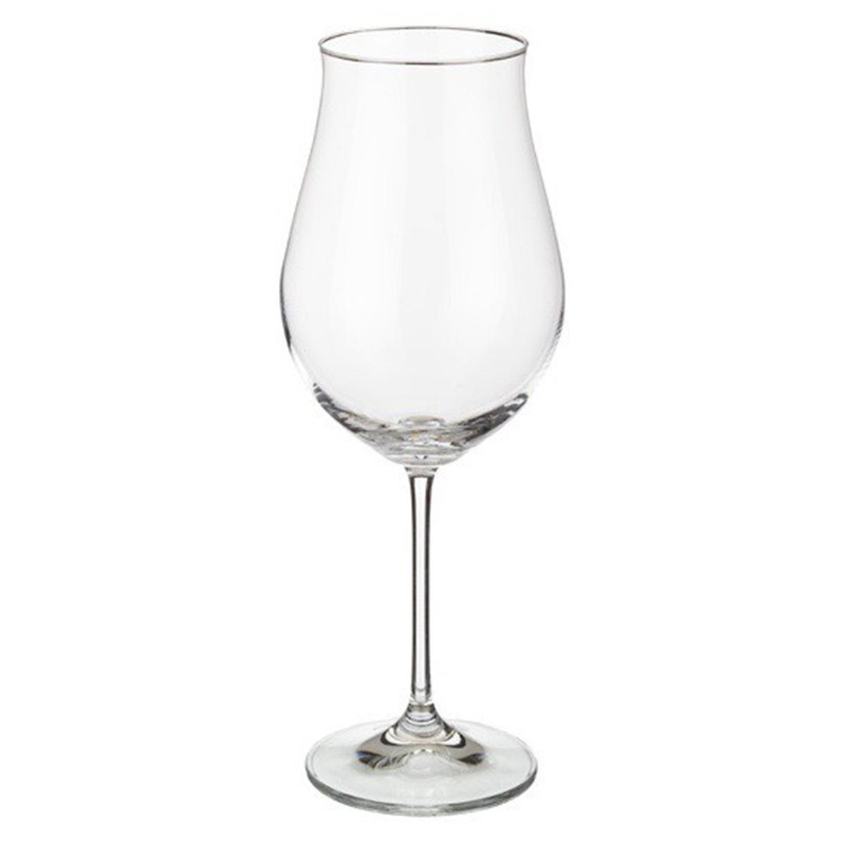 Набор бокалов для вина Bohemia Crystal Attimo, 500 мл, 6 шт набор бокалов для вина bohemia crystal attimo 500 мл 6 шт