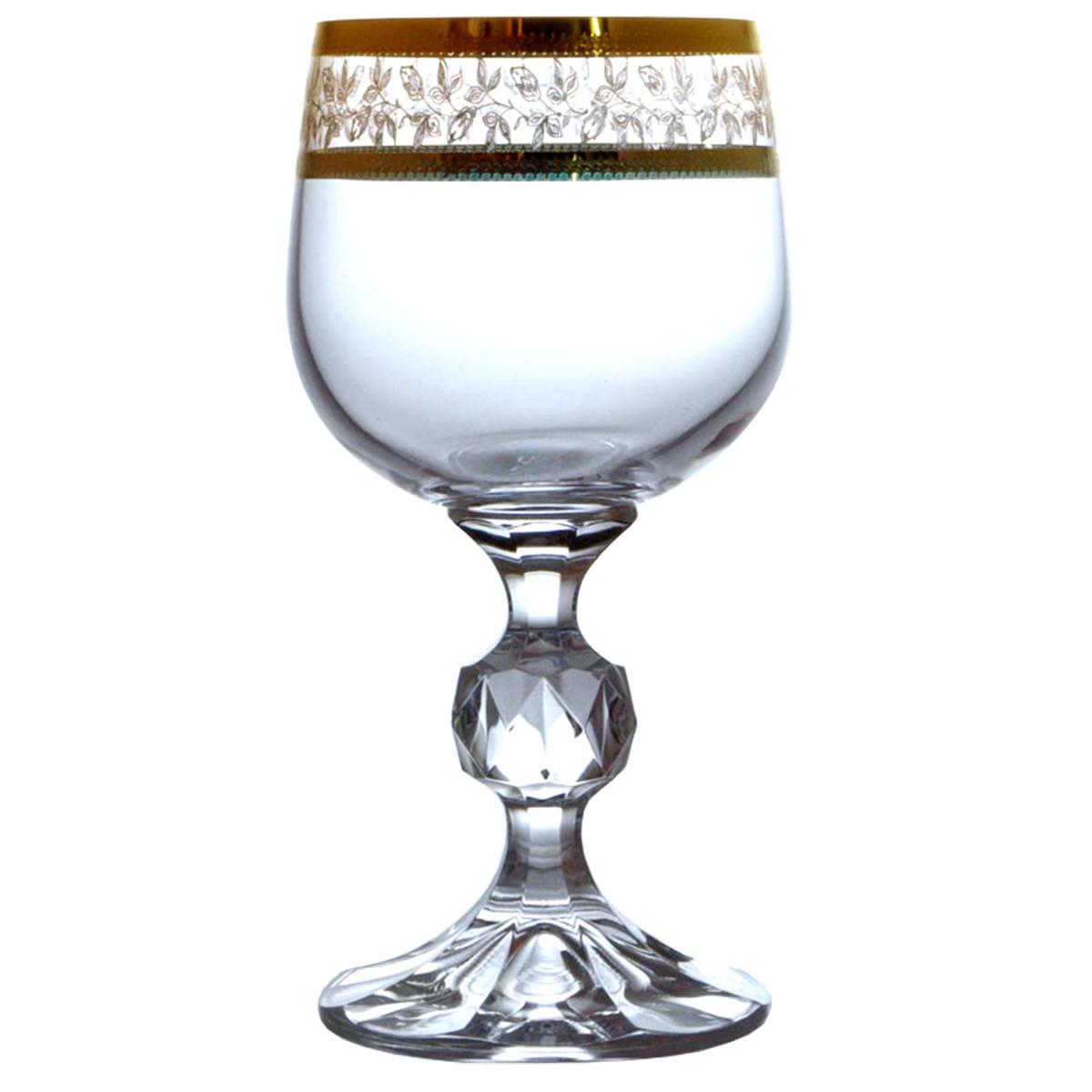 Набор бокалов для вина Bohemia Crystal Клаудия, 230 мл, 6 шт. 40149/43081/230 набор бокалов для вина bohemia crystal attimo 500 мл 6 шт