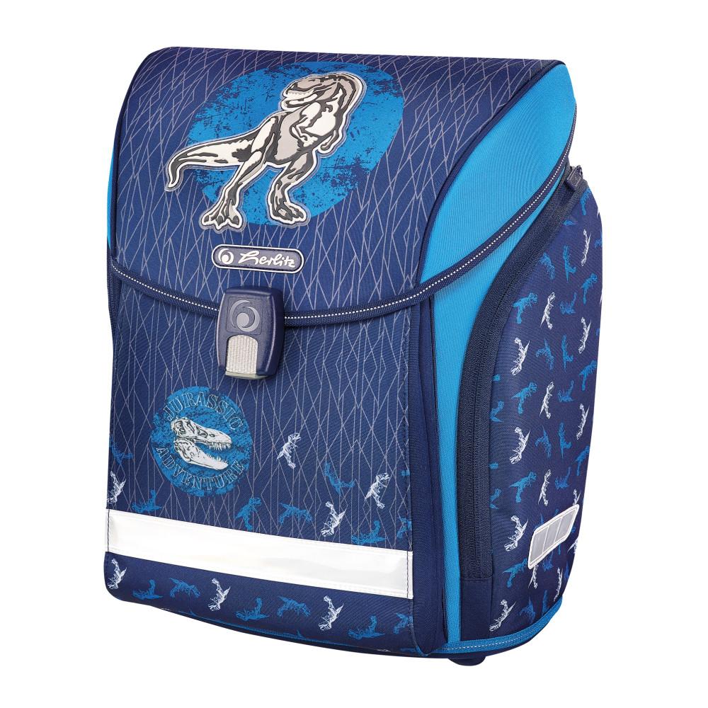 Ранец школьный Herlitz herlitz herlitz рюкзак школьный midi blue dino 1 4 класс без наполнения