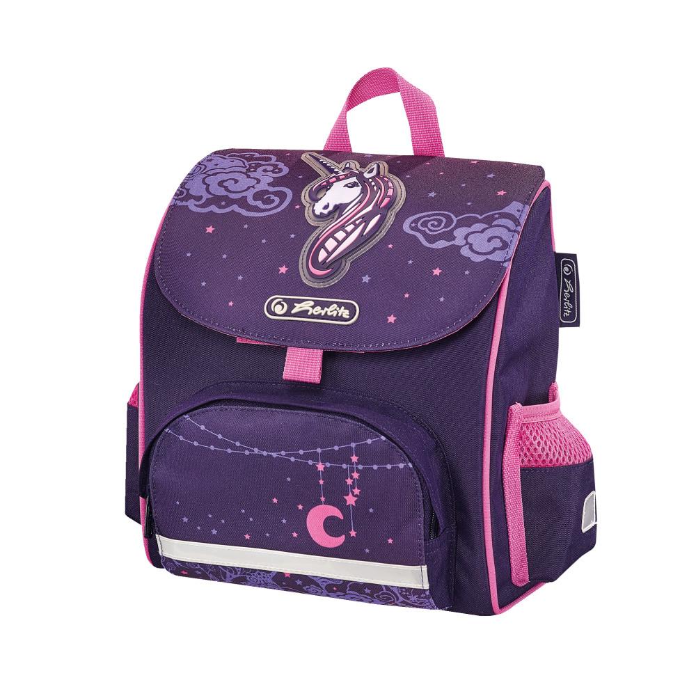 865a0600f3ae Herlitz Рюкзак дошкольный Mini Softbag Unicorn Night — купить в интернет-магазине  OZON.ru с быстрой доставкой