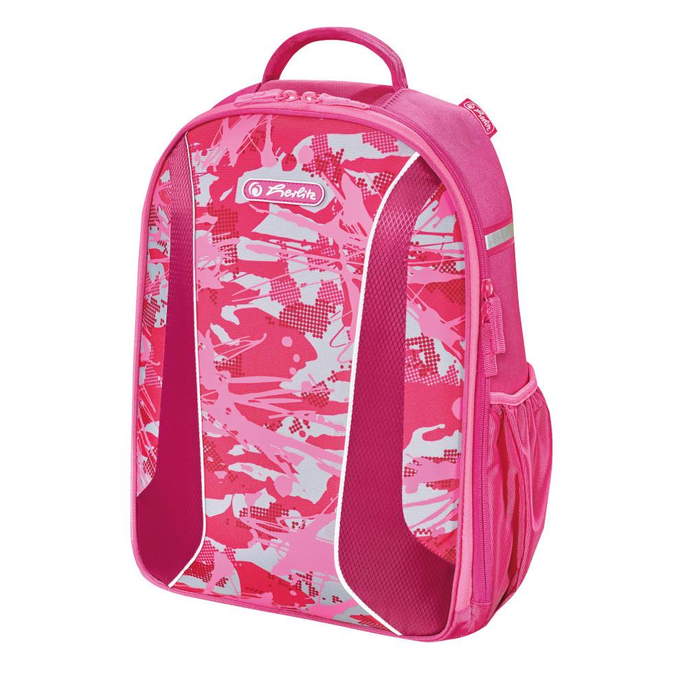 Рюкзак Herlitz Be.Bag Airgo Camouflage Girl цена и фото