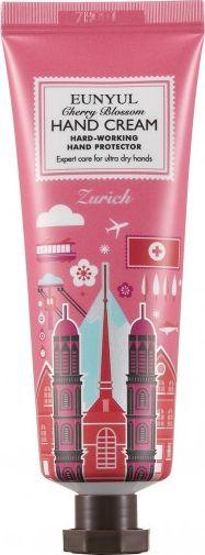 Eunyul Крем для рук с вишневым цветом Цюрих, 50 г авиабилеты онлайн цюрих