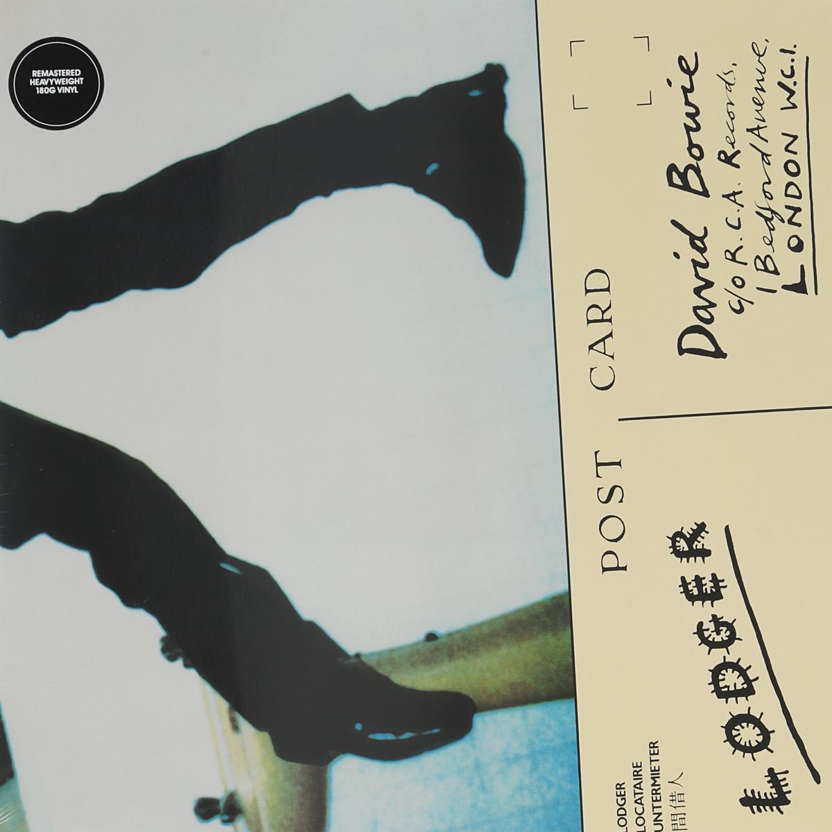 Дэвид Боуи David Bowie. Lodger. Remastered Version (LP) цена