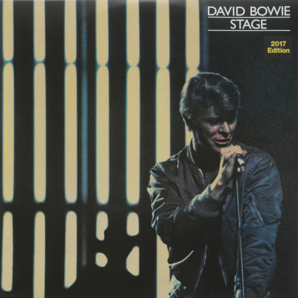 Дэвид Боуи David Bowie. Stage (3 LP) 3 stage prefilter ionized antioxidant water filter replacement