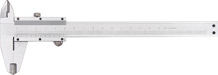 Штангенциркуль Matrix, с глубиномером, 25 см