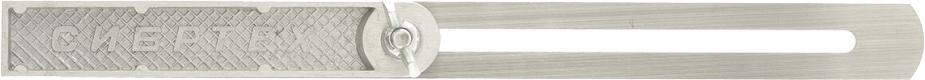 Малка Сибртех, переставная, цвет: серебристый, 25 см