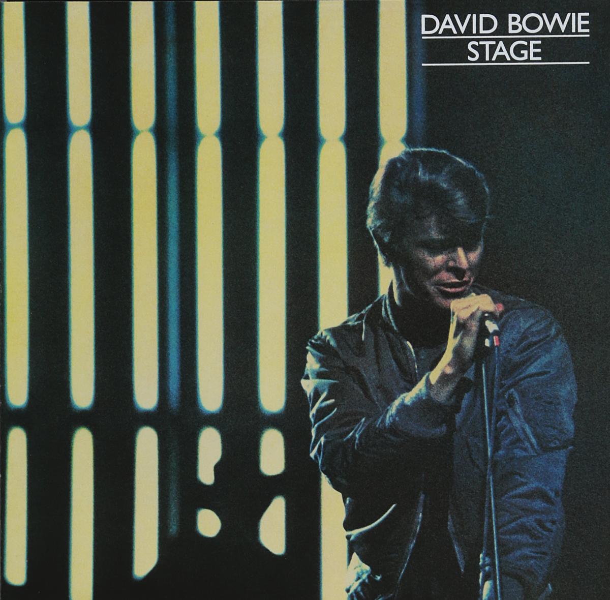 Дэвид Боуи David Bowie. Stage (2 CD) david bowie blackstar cd