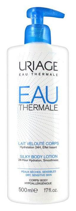 Uriage Молочко увлажняющее для тела, 500 мл увлажняющее молочко для тела 200 мл uriage eau thermale