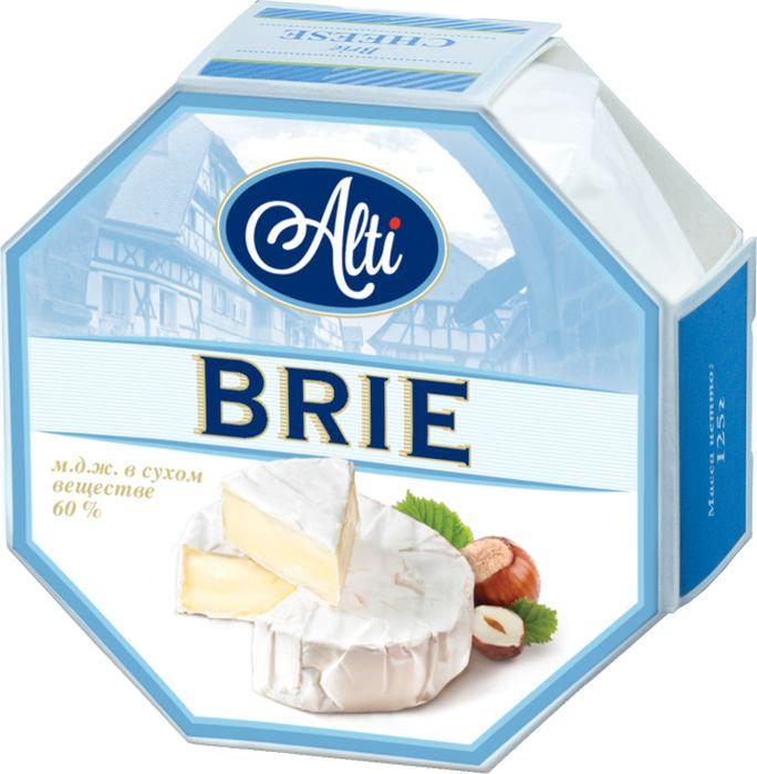 Alti Сыр Бри 60%, 125 г цена 2017