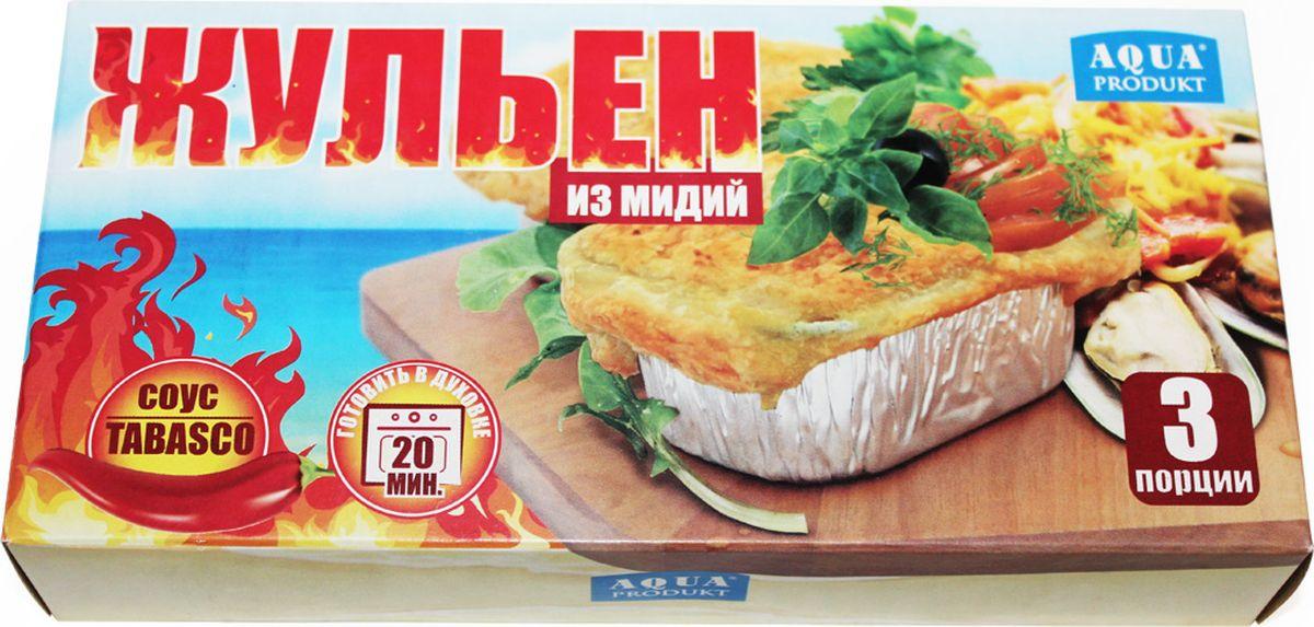 Аквапродукт Табаско Жюльен из мидий, 230 г Аквапродукт