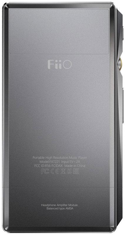 Hi-Resплеер Fiio X7 II, Titanium Fiio