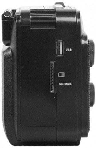 Радиоприемник Ritmix RPR-171, Black Ritmix