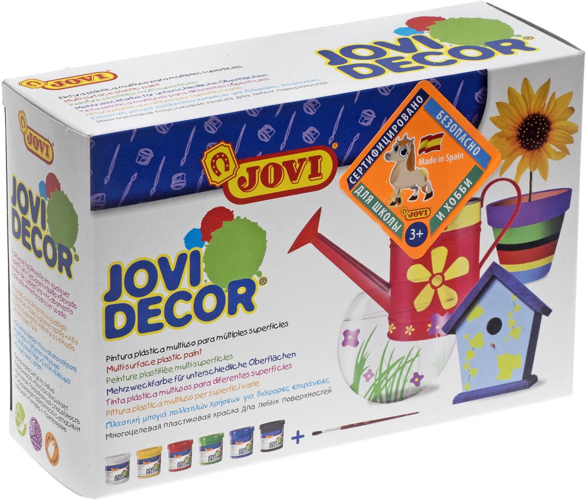 Jovi Акриловая краска 6 цветов