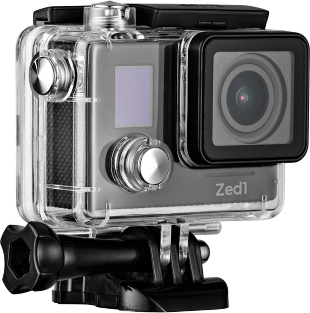 Экшн-камера AC Robin ZED1 ac robin zed1 серебристый