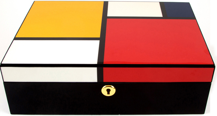 Шкатулка для украшений, цвет: мультиколор, 28 х 20 х 9 см. 238109