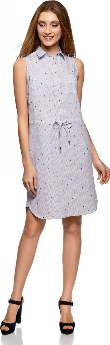 Фото - Платье oodji Ultra платье oodji ultra цвет бордовый темно оранжевый 14015007 3b 37809 4959e размер xxs 40 170