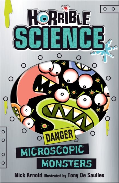 Horrible Science: Microscopic Monsters discover science weather