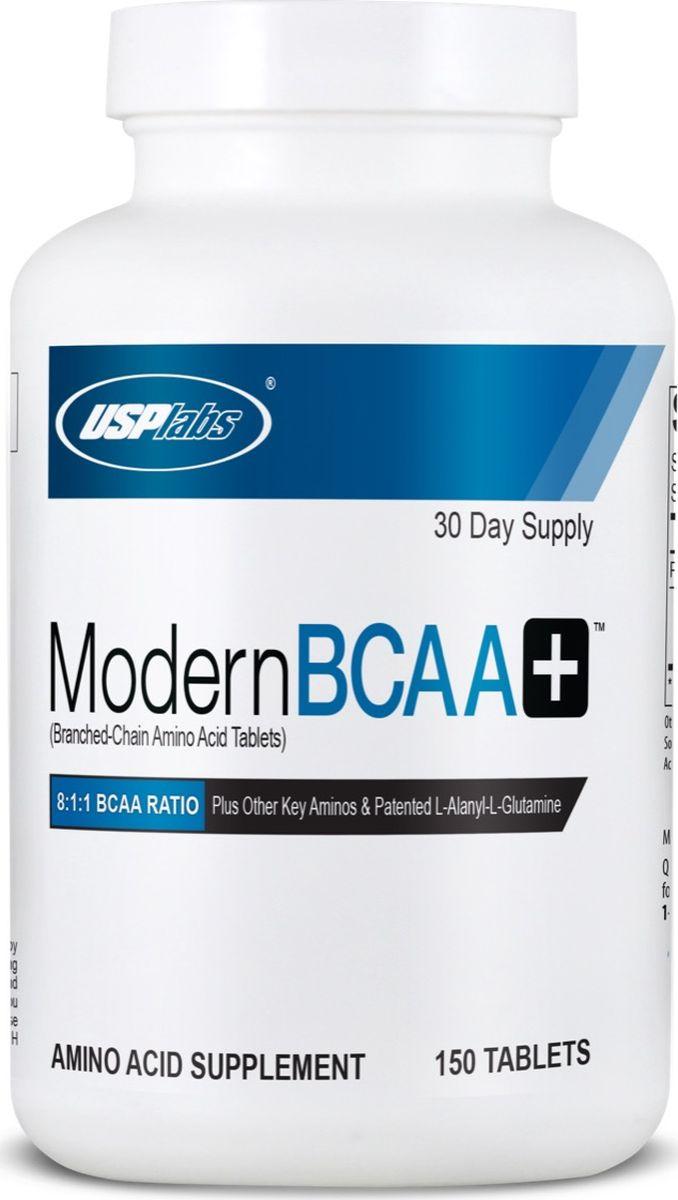 Комплекс аминокислот USPlabs Modern BCAA+, 150 таблеток цена