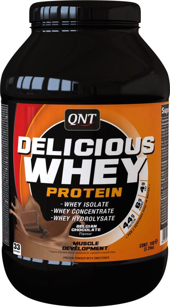 Протеин сывороточный QNT