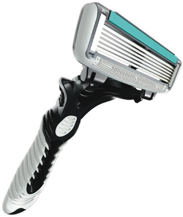 Dorco Станок для бритья Pace 6, одноразовый станок для бритья dorco