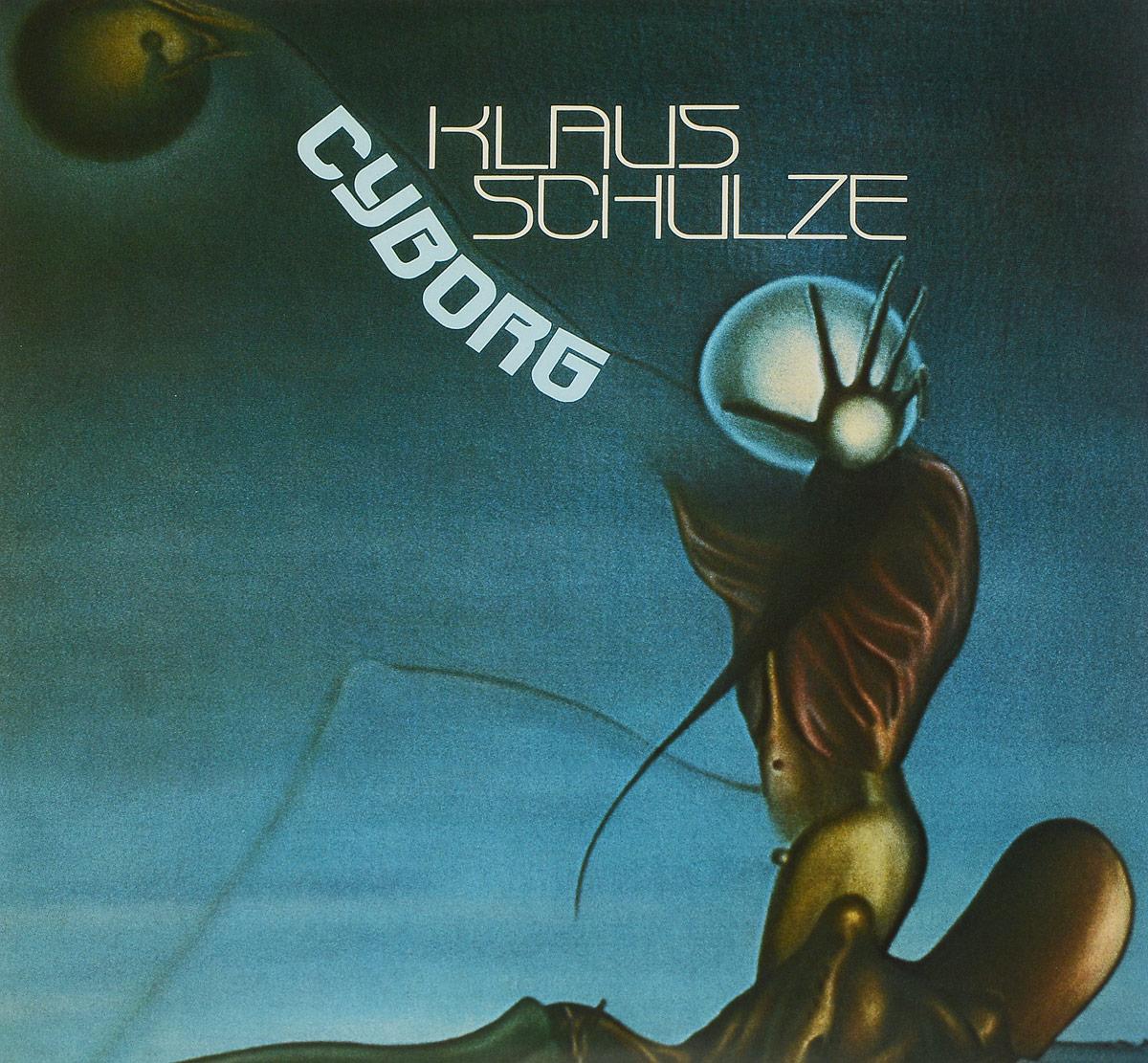 лучшая цена Клаус Шульце Klaus Schulze. Cyborg (2 LP)