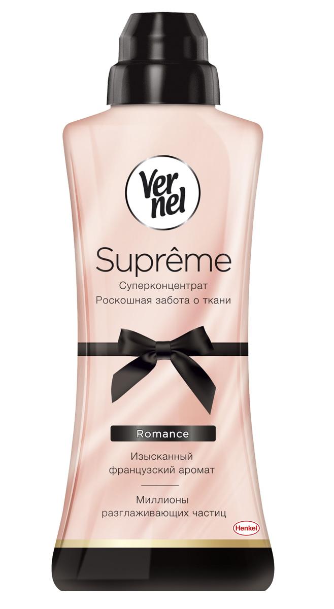 "Кондиционер для белья Vernel ""Supreme Romance"", 600 мл"